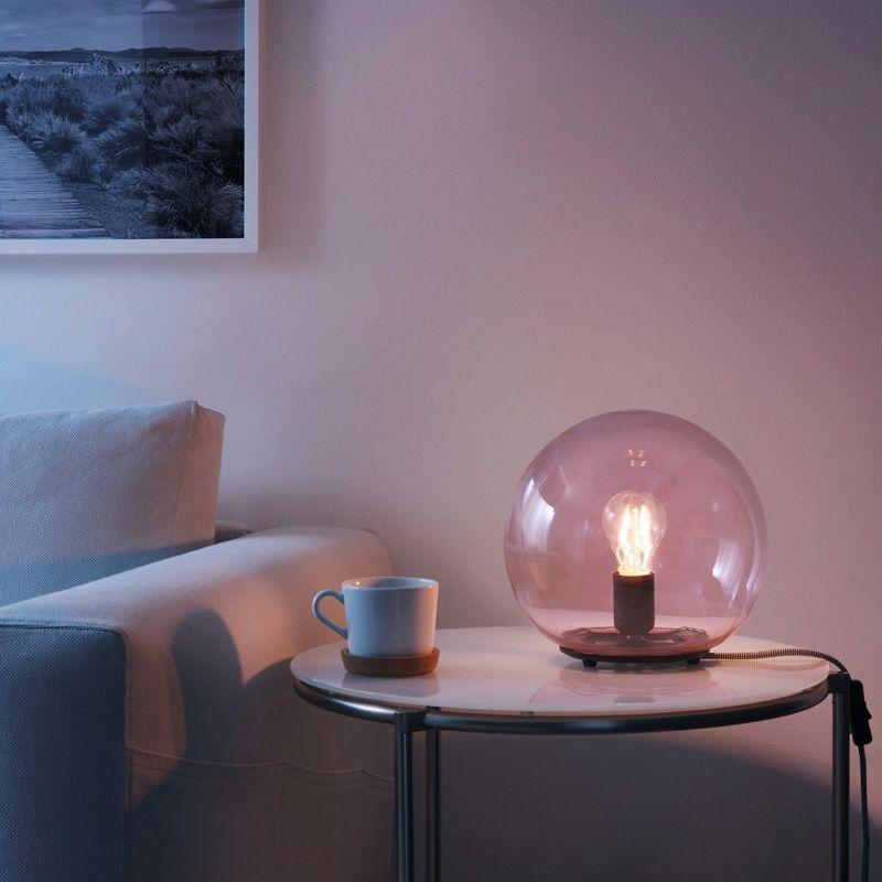 激发你的少女心的疗愈粉红房间!IKEA平民价打造粉色家居