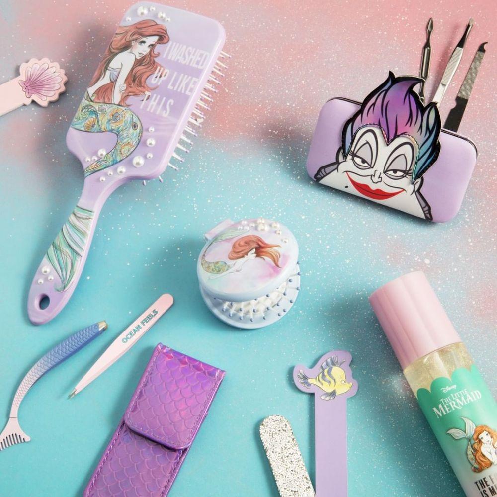 美到不舍得用!迪士尼联乘英国Primark 推出小鱼仙梦幻彩妆系列