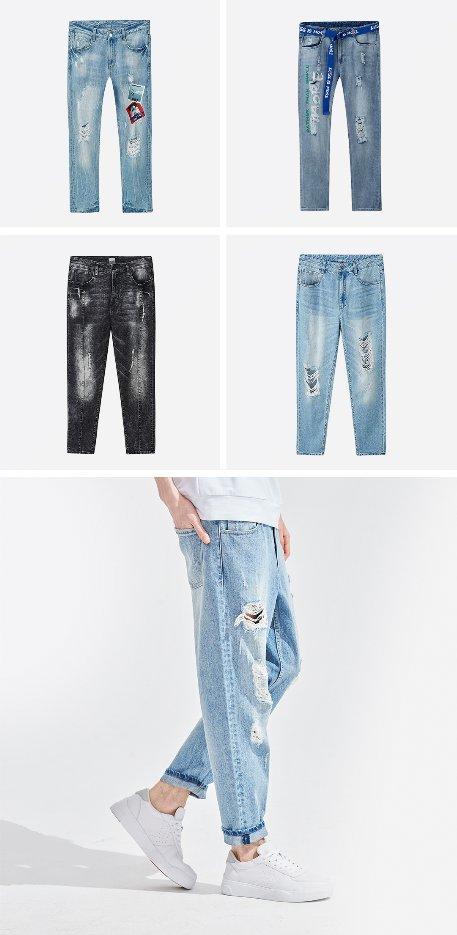 利郎发布轻时尚系列牛仔新品,引领丹宁新风尚