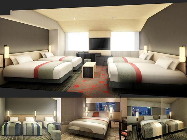 終于等到你,關西方便又治愈的阪急大阪龍仕柏酒店