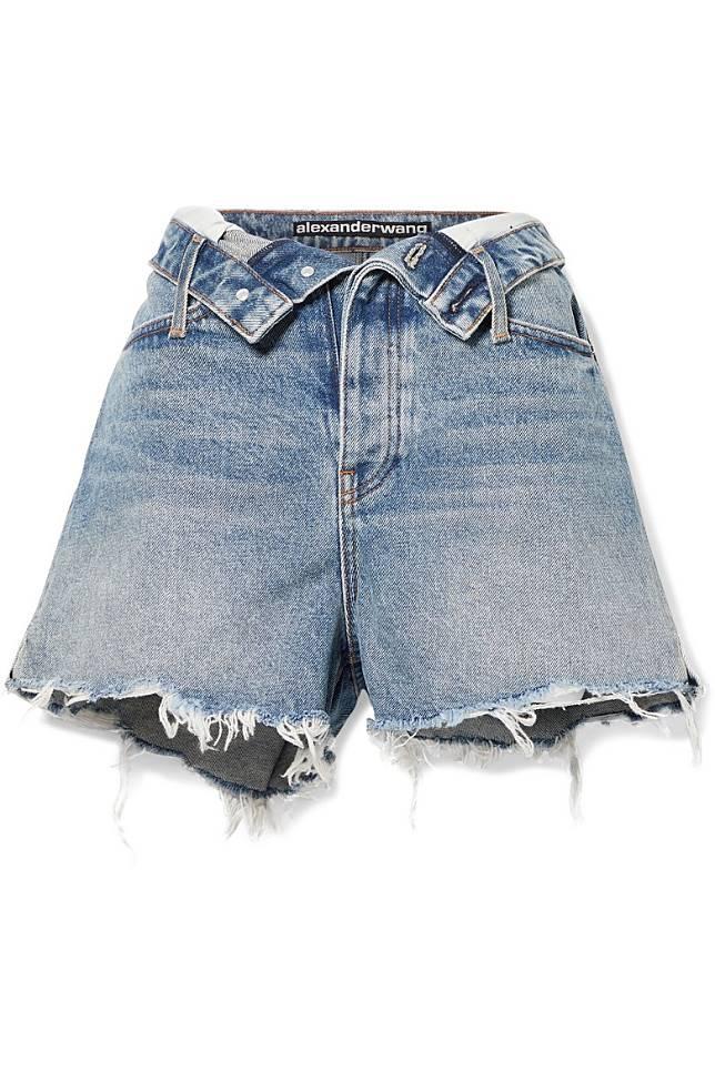 炎夏露腿 这3款短裤一定要有!