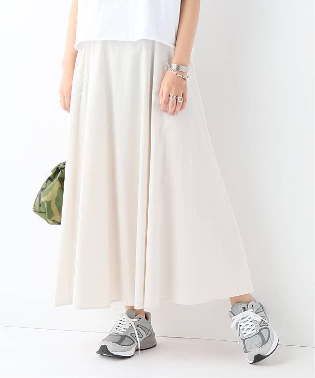夏日最轻松的显瘦穿搭!参考日本女生的「长裙造型」诀窍就能修身又时髦