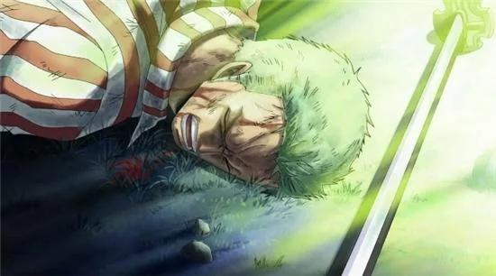 为何两年后,尾田刻意要将索隆的眼睛画瞎呢?