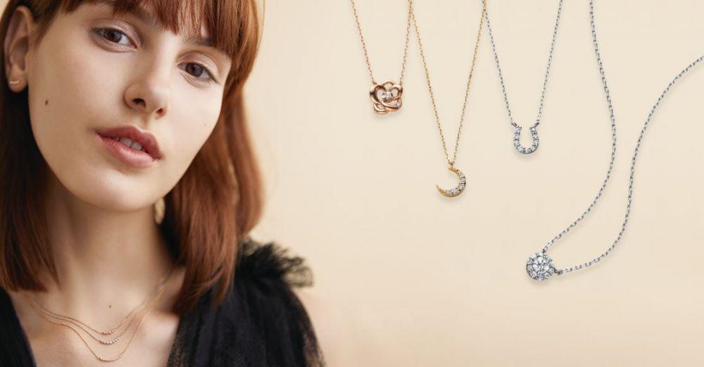 精选4个日本大人气轻珠宝品牌!百搭又好看!以小细节增加时尚感!
