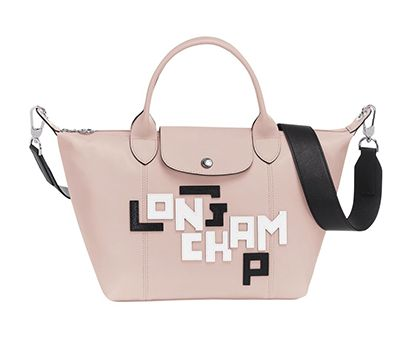 Longchamp LGP系列粉色登场!限定七夕系列香港有售