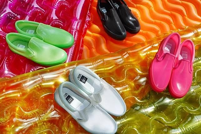推荐今夏曝光的 5 款透明新鞋,让炎炎夏日多些有趣的清爽选择!