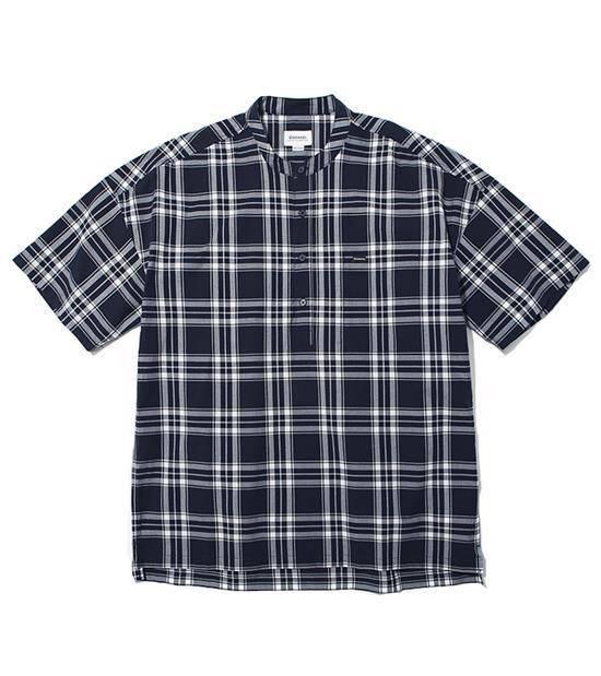 懒惰男士必备!让你单穿就有型的夏日短袖衬衫