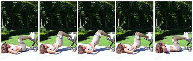 简单6招臀部伸展不但能打造翘臀还可紧实大腿