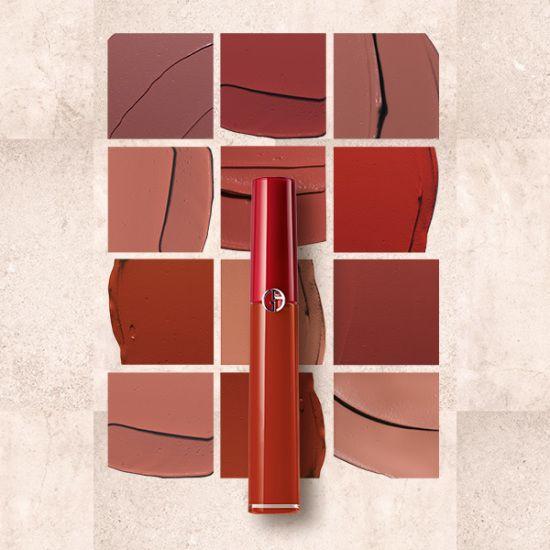 韩国Giorgio Armani推出LIP MAESTRO MATTE NATURE系列!推荐#523玫瑰色!