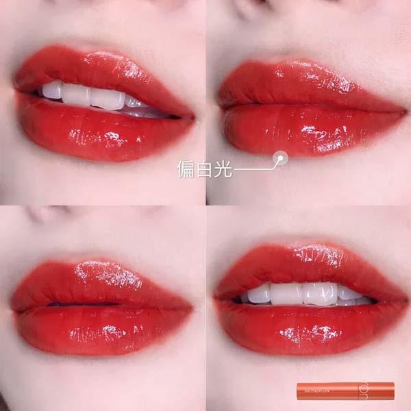 romand唇釉08色号怎么样?染唇效果不错的热门唇釉