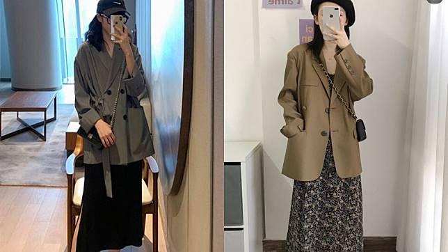 西装外套入秋必备!5大穿搭示范 轻松完成毎日穿搭