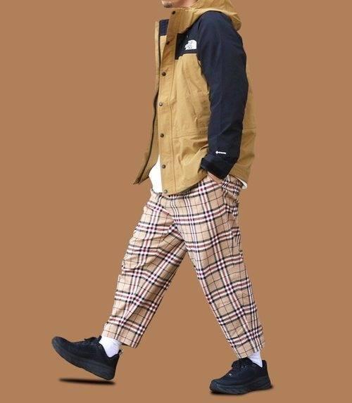 6套格纹裤穿搭示范!2019 的秋季穿搭就从经典格纹裤开始
