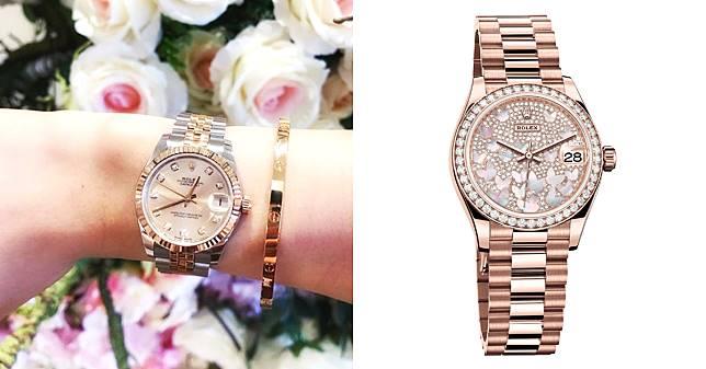 百万IG网红Irene Kim都推的腕表搭配!最衬亚洲人肤色的9款玫瑰金表