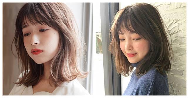 2019秋冬短发怎么烫?4款日韩妞最爱的卷发造型