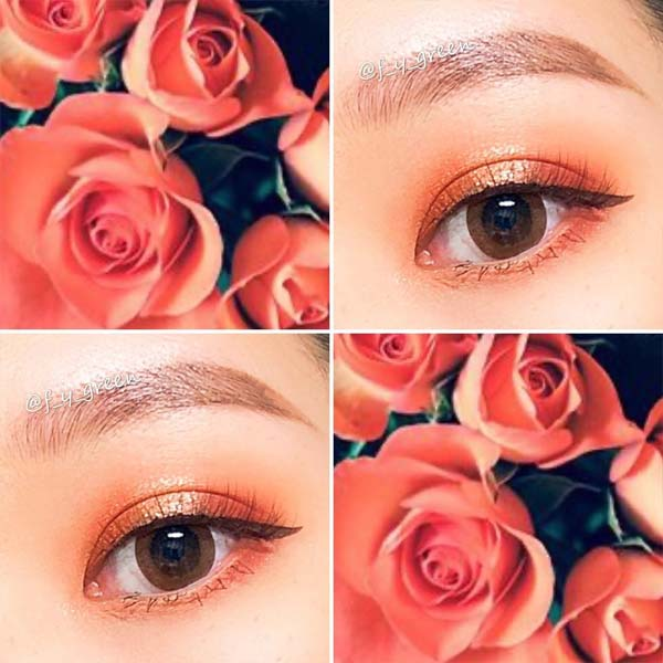 COLOURPOP WHATEVER眼影盘眼妆示范教程