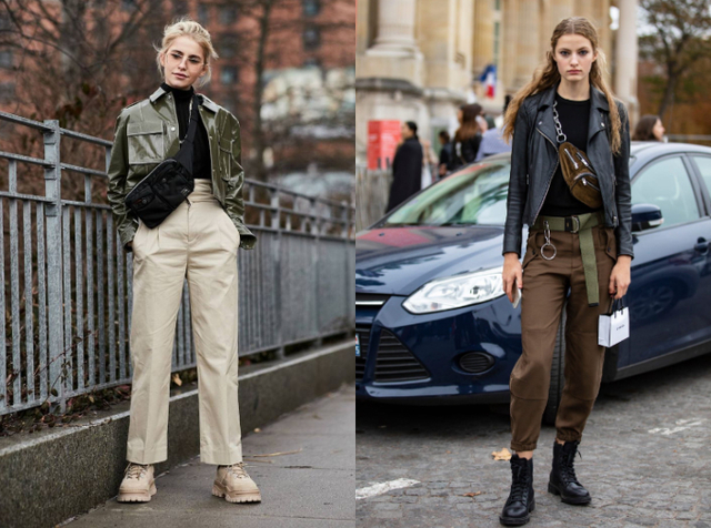 好的皮衣能穿着许久,一起看看如何穿出不同的风格吧!