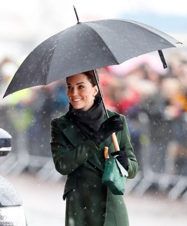 最实用的女生穿搭法则 跟凯特王妃学旅行穿搭法