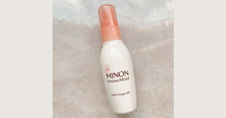 MINON蜜浓氨基酸保湿补水乳液使用心得,专门护理敏感又干燥的肌肤