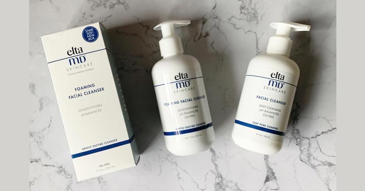 EltaMD氨基酸洗面奶怎么样?中偏油肌肤实测心得分享