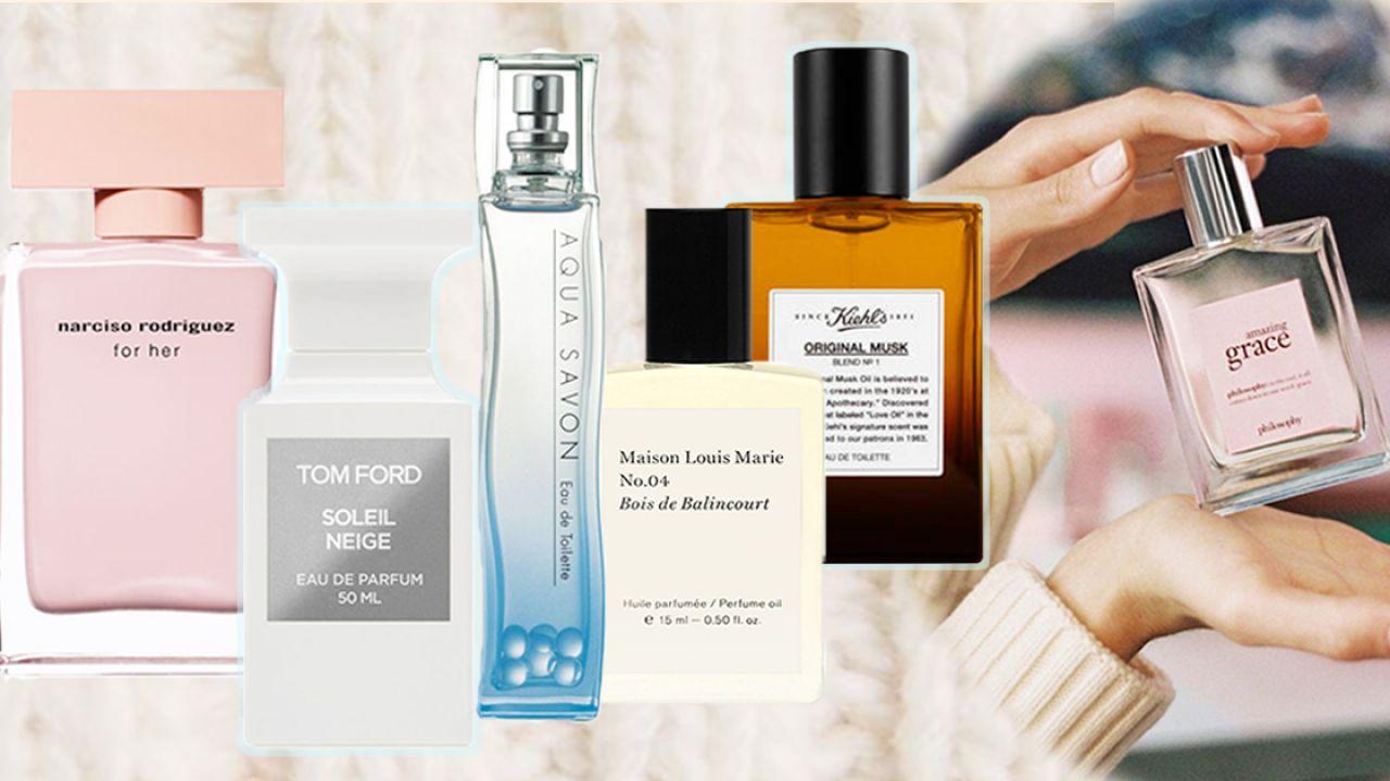 10支冬日话题性温暖系香水!如拥抱般柔和舒服!
