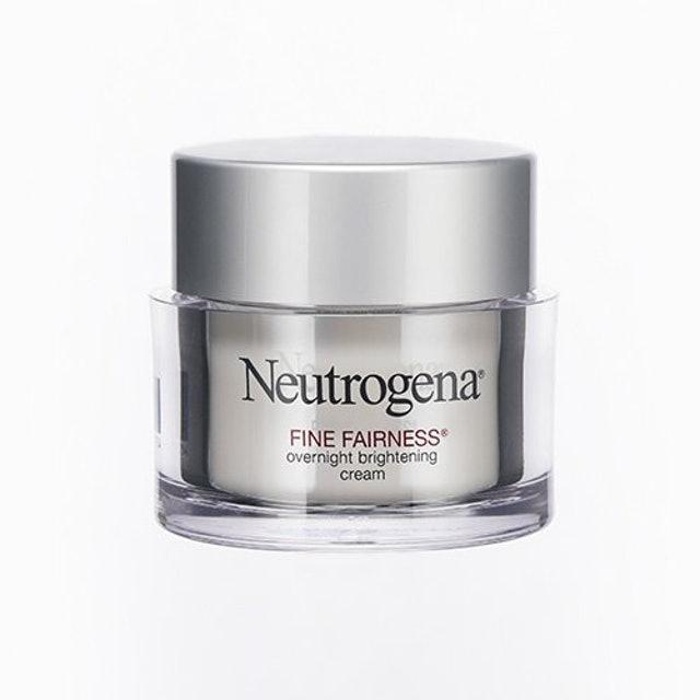 Neutrogena 露得清 细白修护晚霜