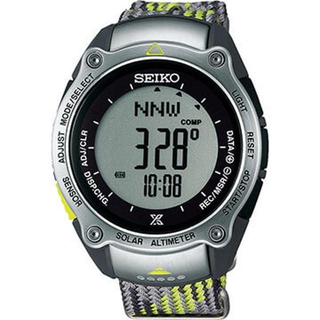 SEIKO PROSPEX 富士山世界遗产限定腕表