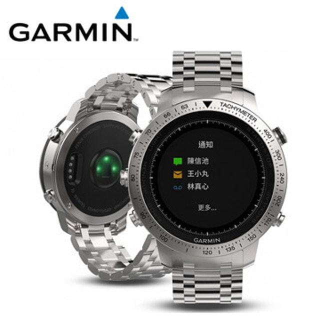 GARMIN fenix Chronos 心率GPS腕表