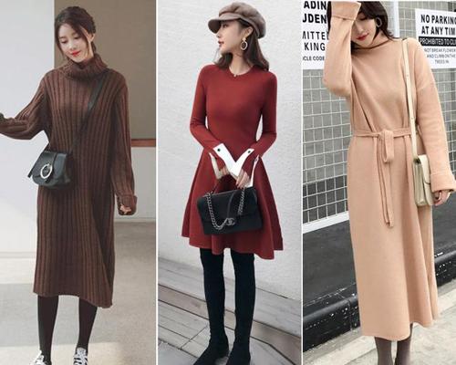 冬季减龄的3种巧妙搭配 轻松穿出少女感