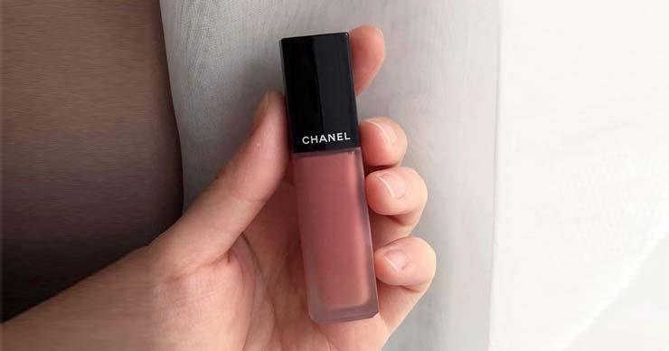 唇彩CHANEL香奈儿唇釉#140色号的试色分享来啦!