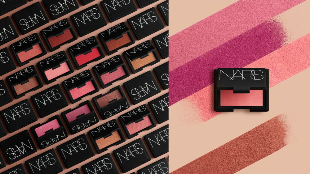 NARS春季推出全新10色胭脂,随心配色涂出专属好气息!