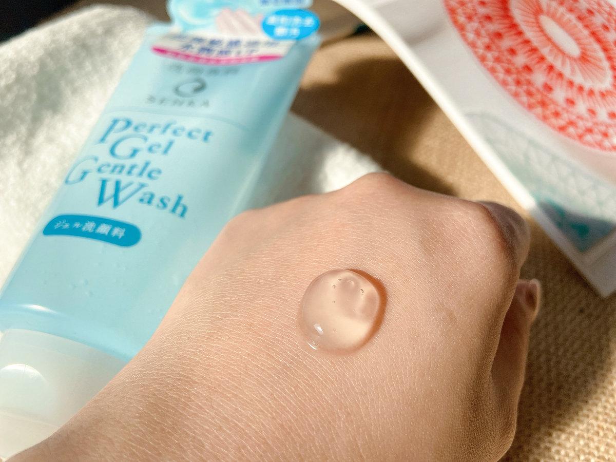 SENKA 专科干敏肌有「它」洗脸从此好幸福,温和清洁,保湿