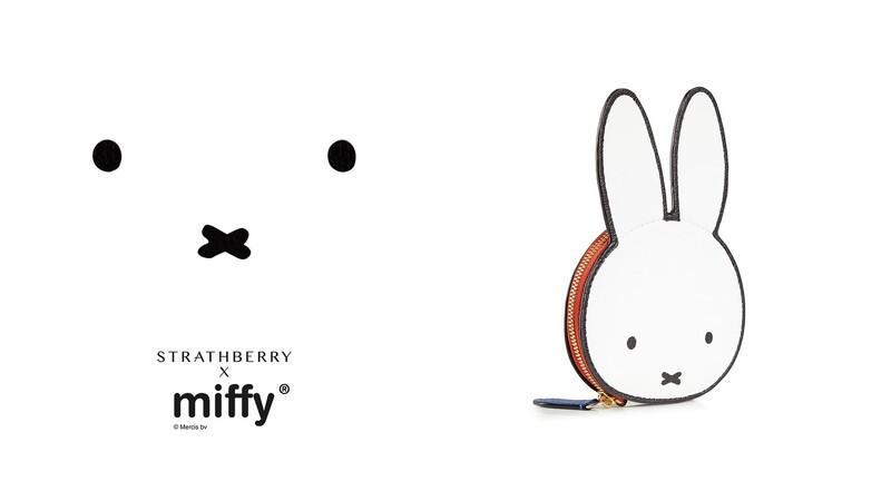 Strathberry推出米菲兔联名系列包,萌萌绘本风可爱爆表!