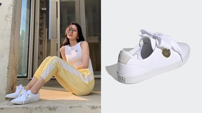 梦幻缎带女士小白鞋推荐,穿上摇身一变仙气小姐姐