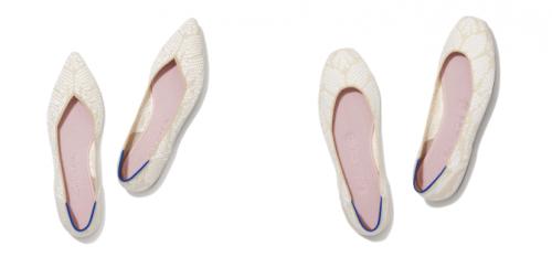 ROTHY'S推出全新花卉鞋款及蓝色花园包袋系列,一起和浪漫撞个满怀