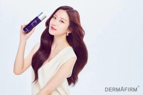 韩国实力新生代文佳煐正式成为德妃品牌代言人
