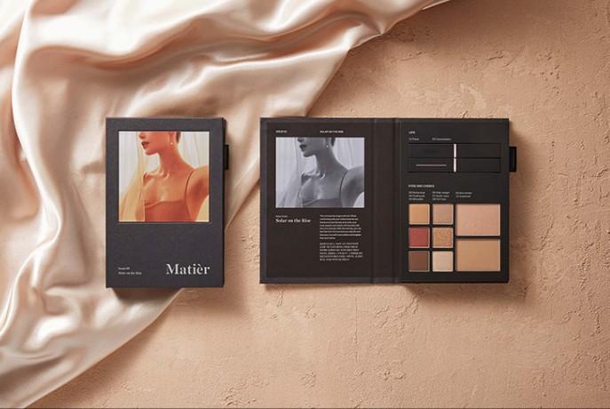"""韩国彩妆大师品牌 """"Matier""""( 美缇耶) 近日正式入驻小红书"""