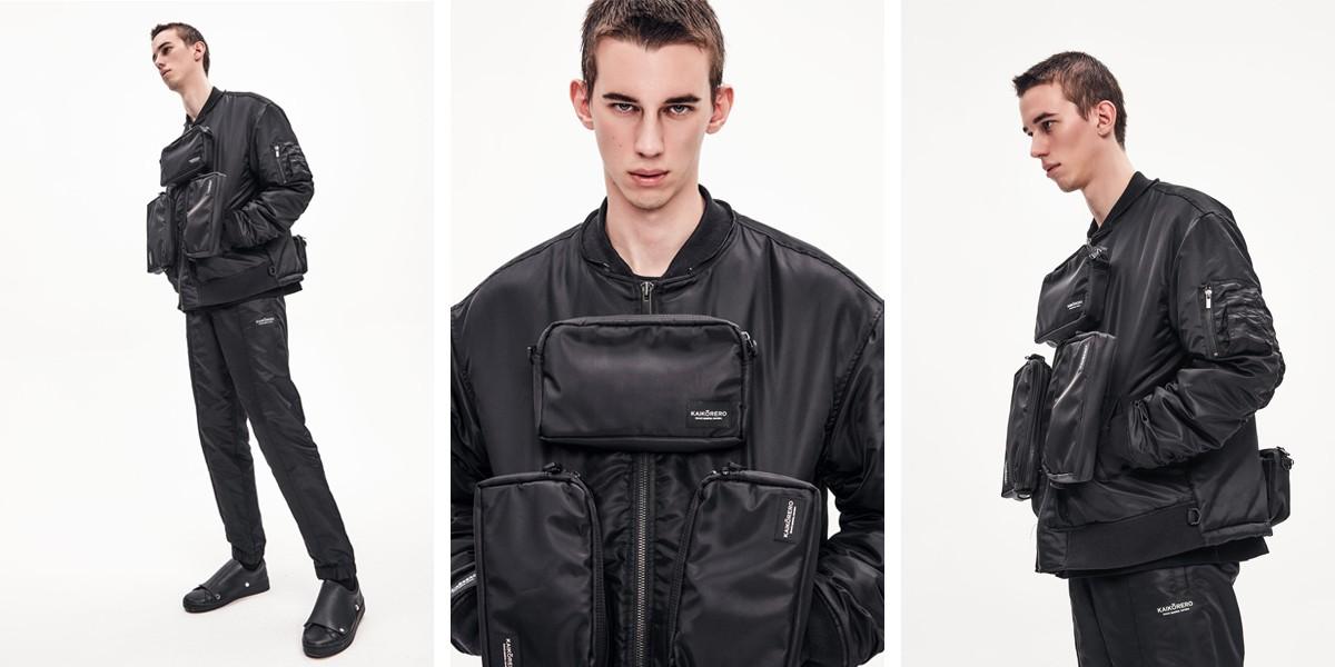 新锐男装品牌KAIKORERO发布KKRO 1.0系列